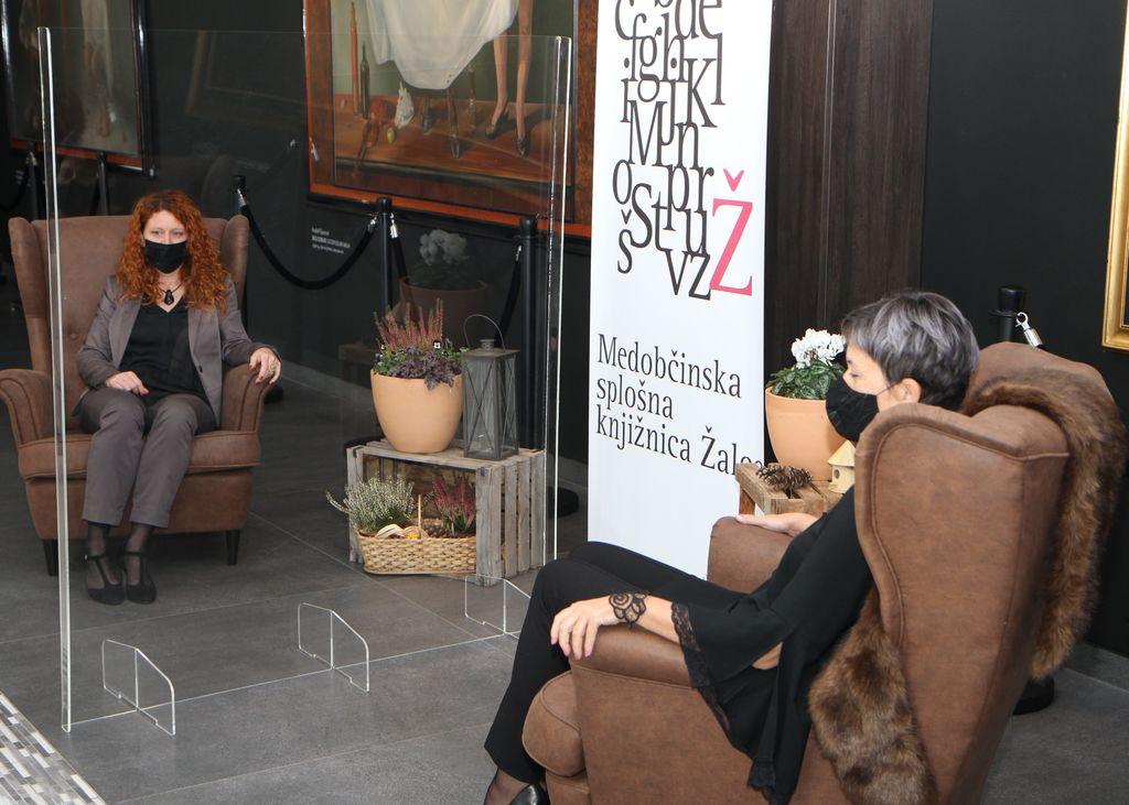 Z dr. Hano Šuster Erjavec, direktorico Zdravstvenega doma dr. Jožeta Potrate Žalec se je pogovarjala Jolanda Železnik