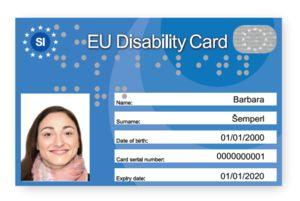 Evropska kartica ugodnosti za invalide