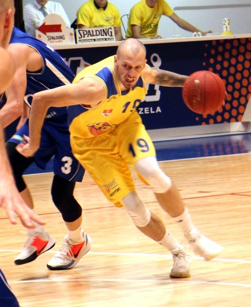 Miha Vašl je na srečanju dosegel 26 točk.