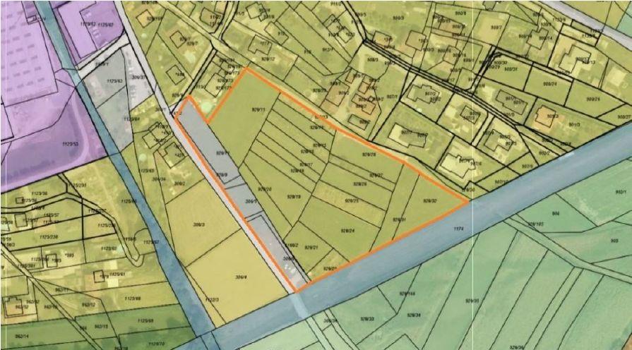 Objava pobude z izhodišči za pripravo občinskega podrobnega prostorskega načrta (OPPN) v EUPMOPO02 in MOPO03 z oznako OPPN Ob razbremenilniku