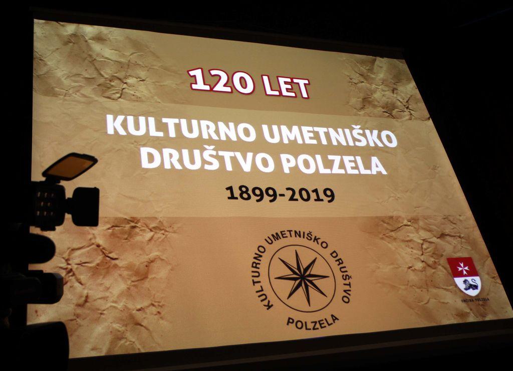120 let Kulturno umetniškega društva Polzela