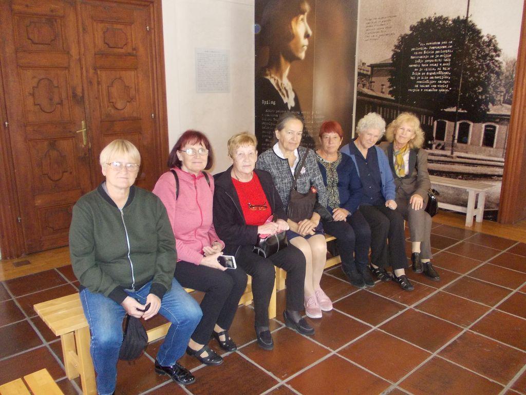 Ogled Pokrajinskega muzeja Celje