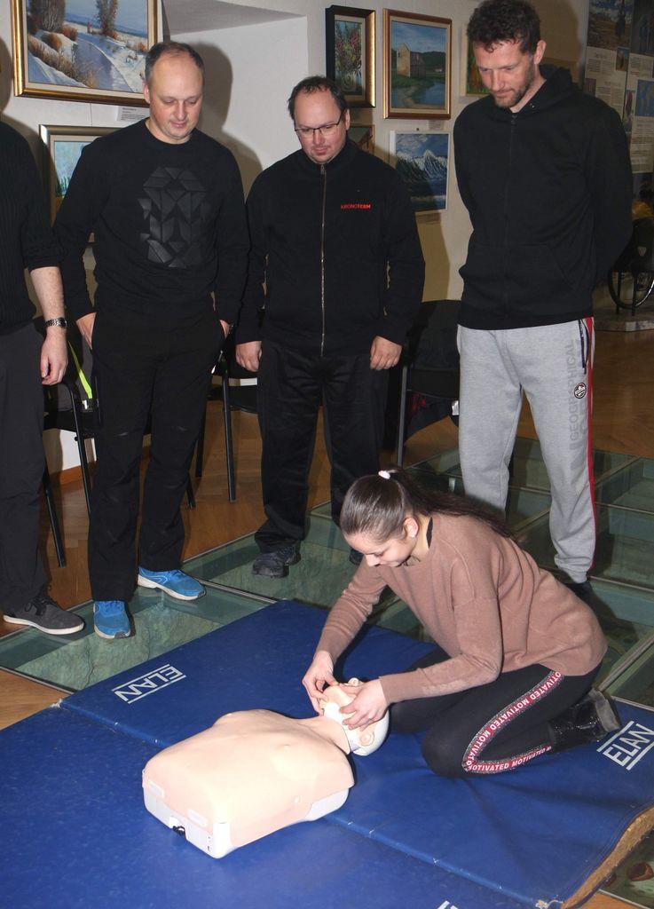 Vzpostavitev mreže prvih posredovalcev tudi v Občini Polzela