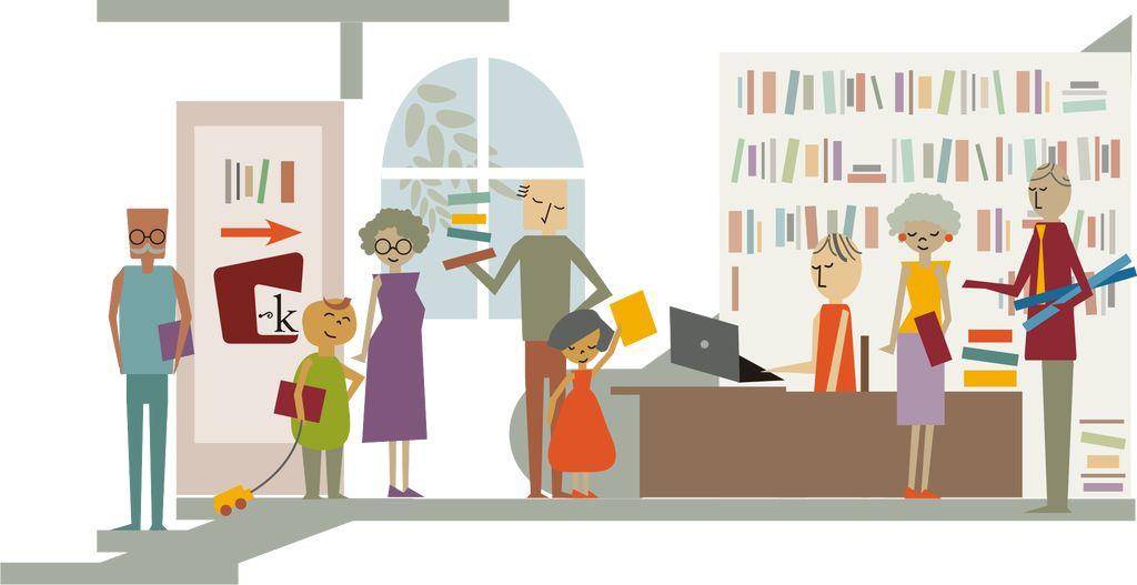 Slovenske splošne knjižnice so praznovale