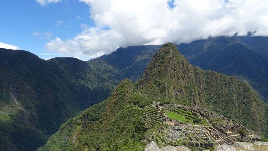 Z Levom Podbregarjem do Peruja