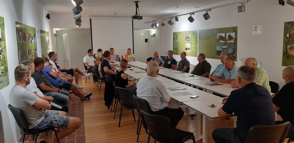 Glavna tema skupščine so bili projekti, namenjeni občankam in občanom Občine Polzela.