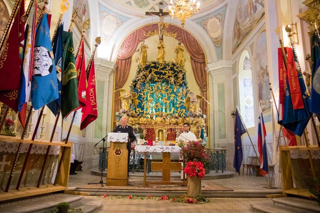Maša za mir in blagor v Občini Polzela