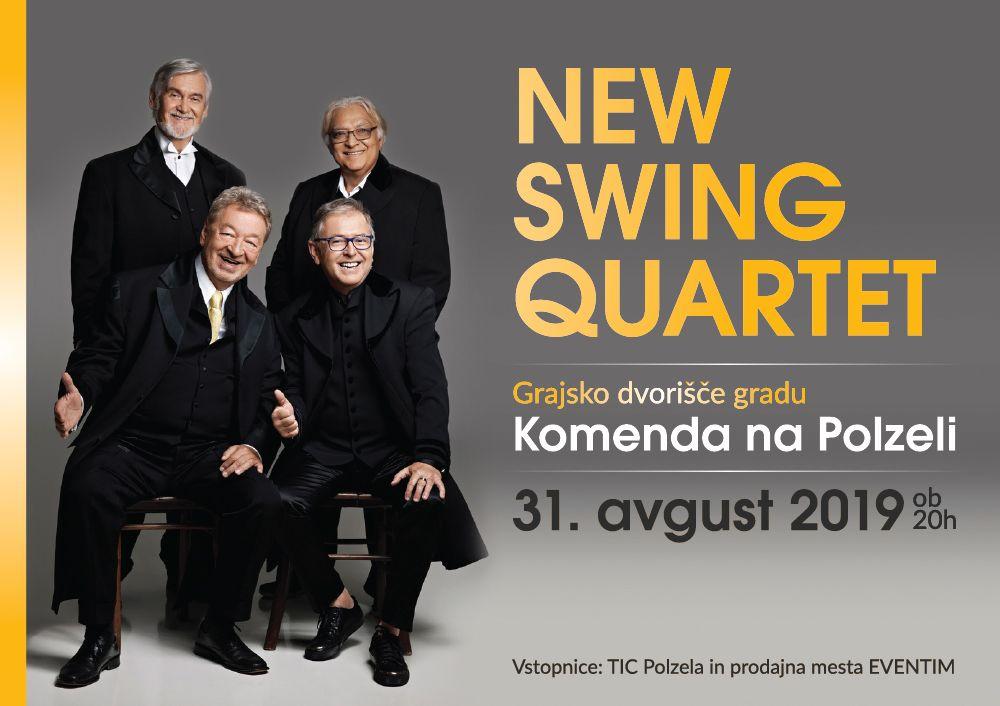 Koncert New Swing Quartet