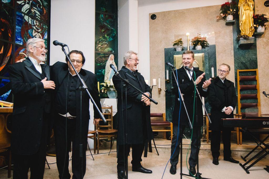 Po koncertu sta sledila še zahvala in božično -novoletno voščilo župana.