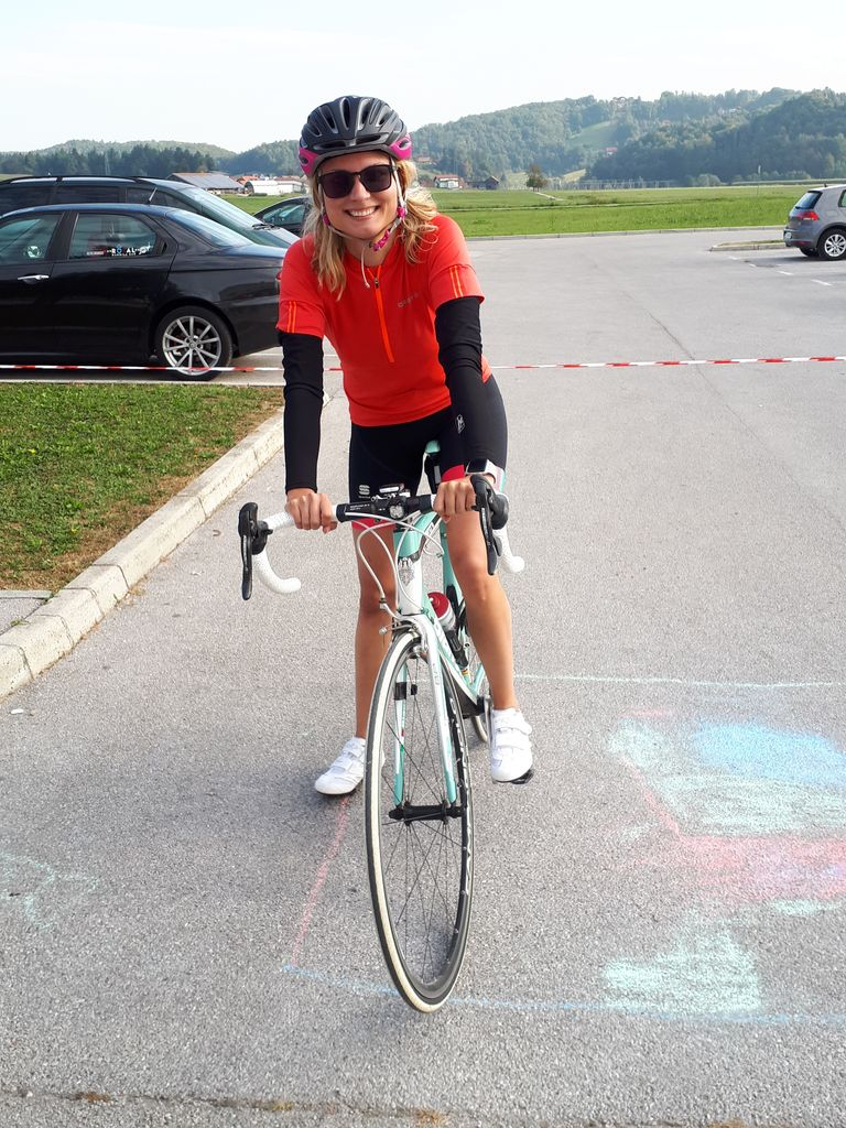 Pridna kolesarka v okviru ETMja