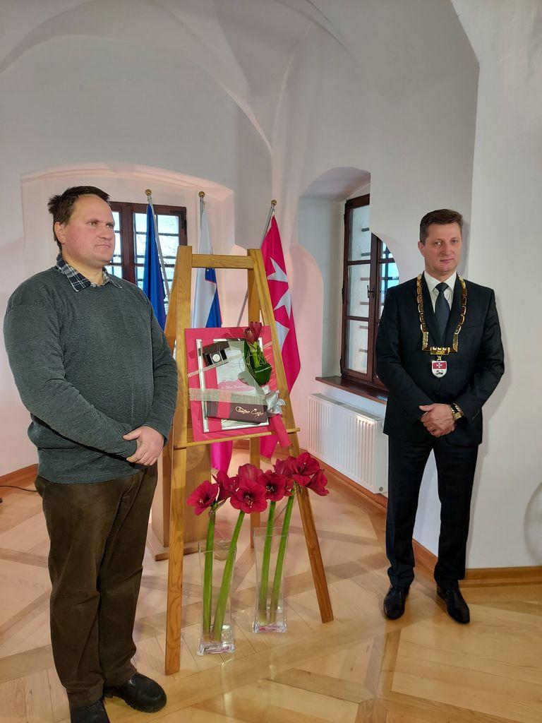 S proslavo ob slovenskem kulturnem prazniku letos kar na dom