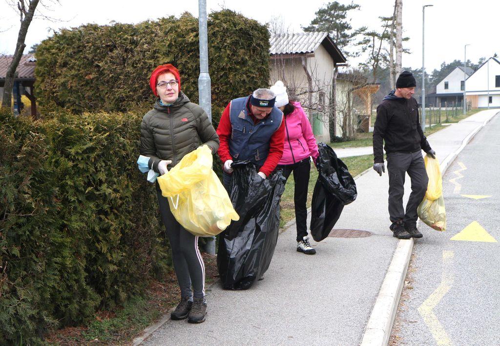 Skupaj zmoremo - očistili smo Občino Polzela