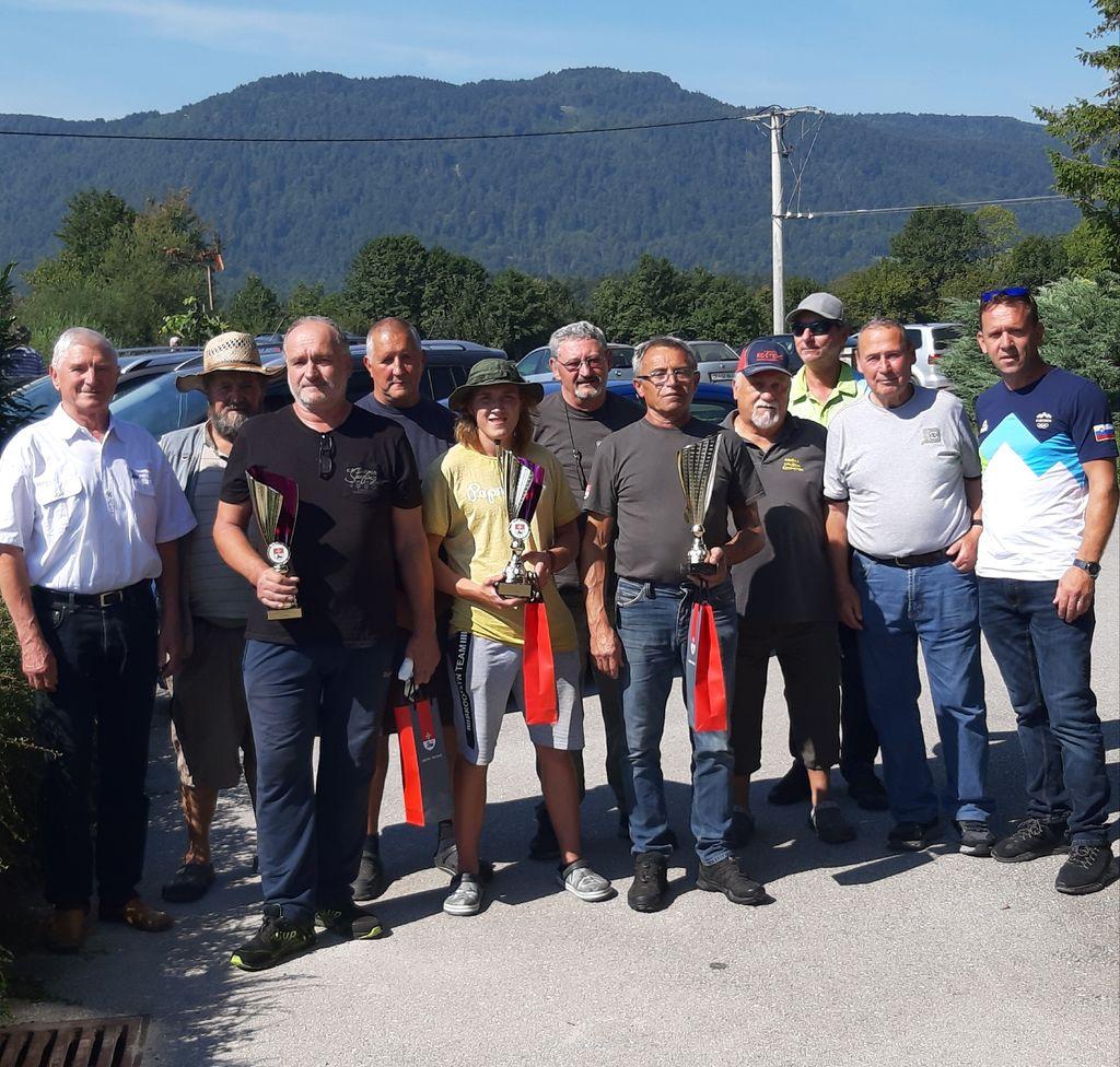 Ribiško tekmovanje v Preserjih ob prazniku Občine Polzela