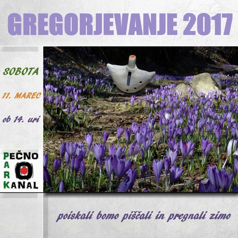 Gregorjevo 2017 v Parku Pečno