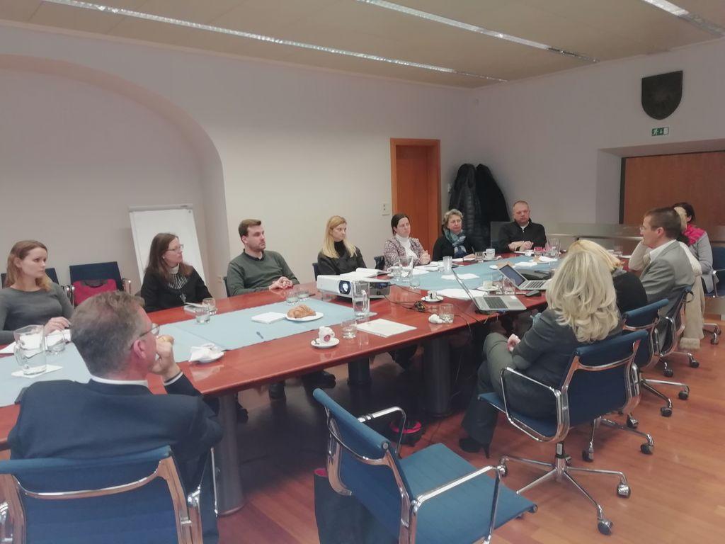 Srečanje zelenih koordinatorjev – Zelena shema slovenskega turizma