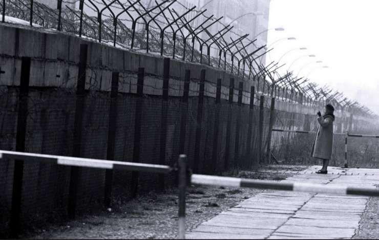 Takole je dva dela Evrope pred 30 leti delil berlinski zid - Foto: Google