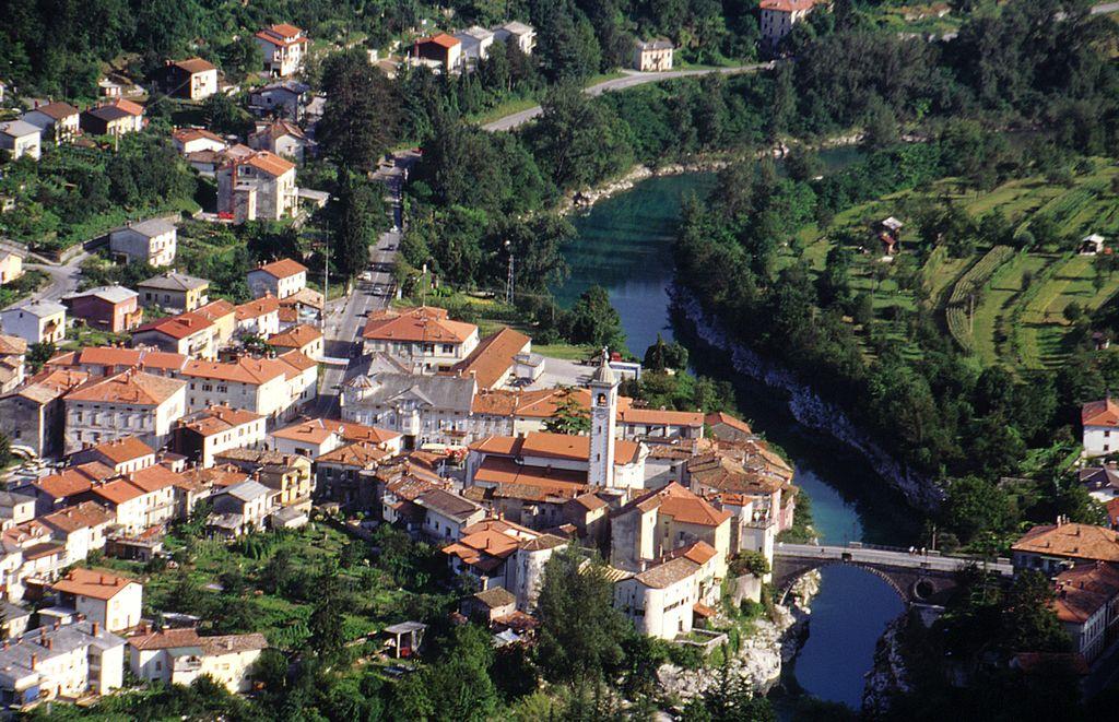 Panorama Kanala, Arhiv TIC