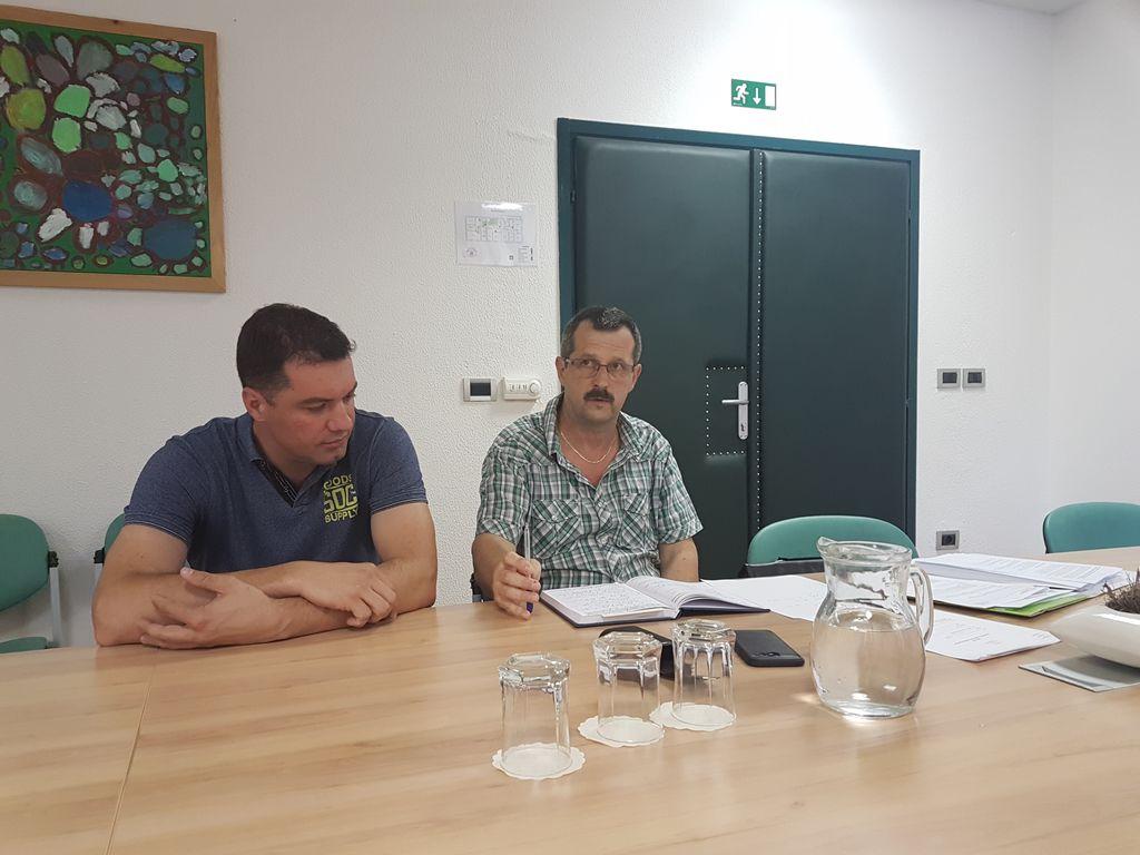 Vončina novi poveljnik CZ v Kobaridu