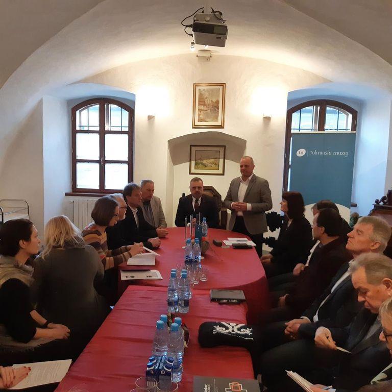 Minister za kulturo: V kulturnem turizmu je velik potencial Posočja