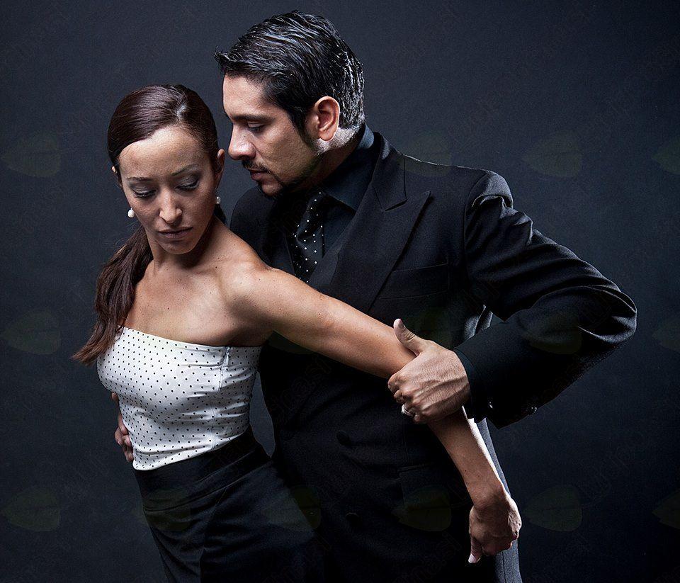 Andres Laza Moreno in Luciana Arrequi