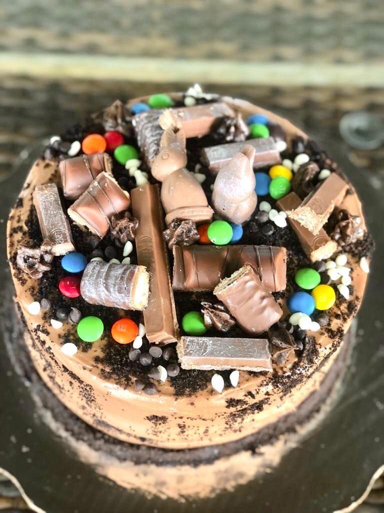 Izziv: Tvoja torta 2020