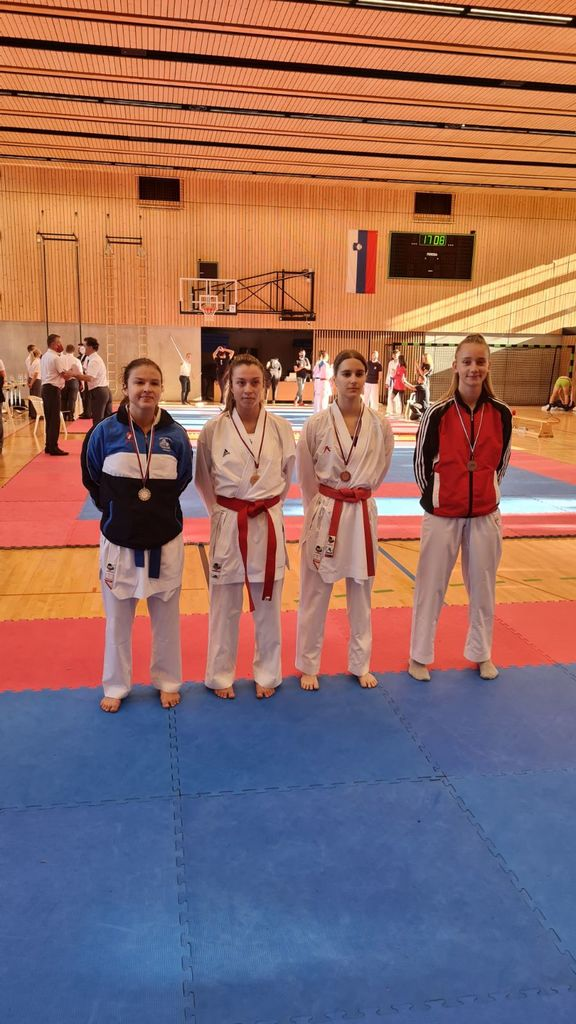 Karateisti pokazali odlično formo pred državnim prvenstvom