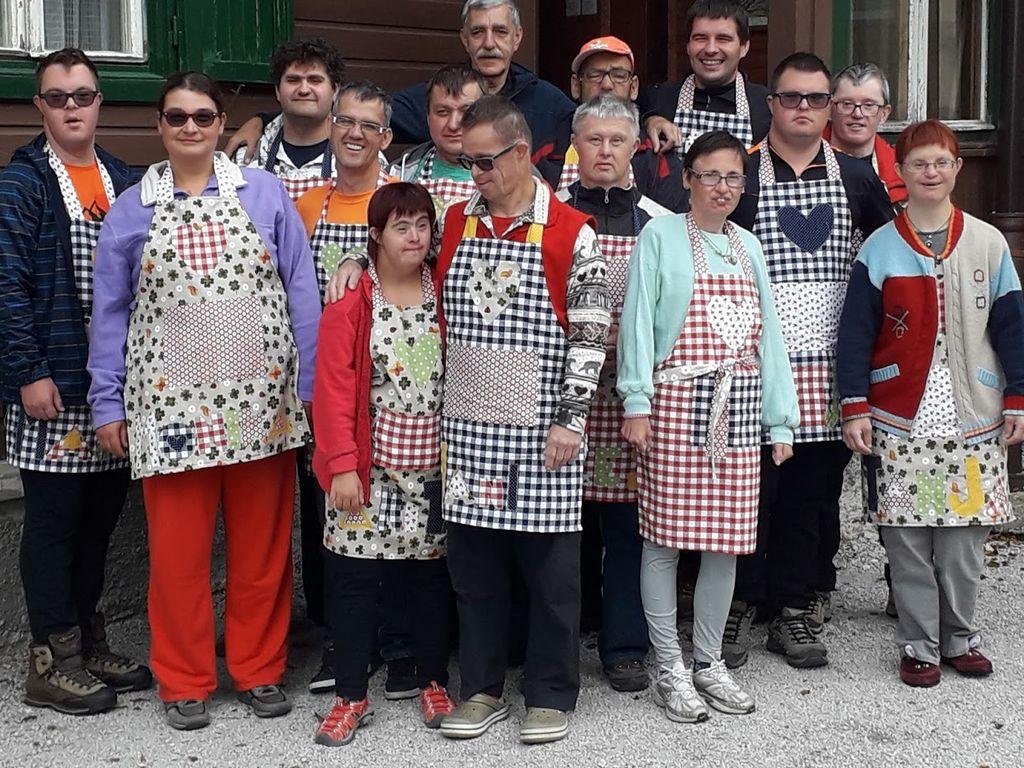 Udeleženci vseživljenjskega učenja v Ratečah