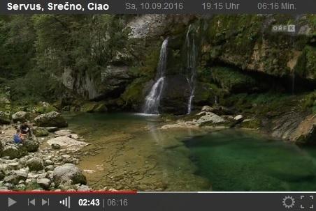 Alpe Adria Trail na avstrijskem ORF