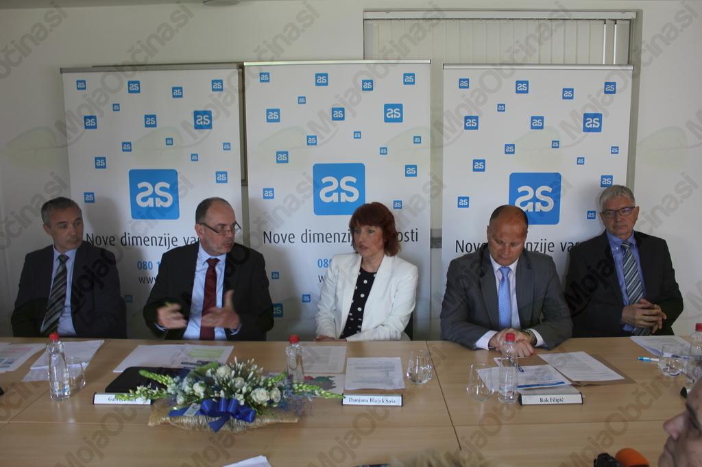 Adriatic Slovenica za varno starost in krajšo pot do zdravstvenih storitev