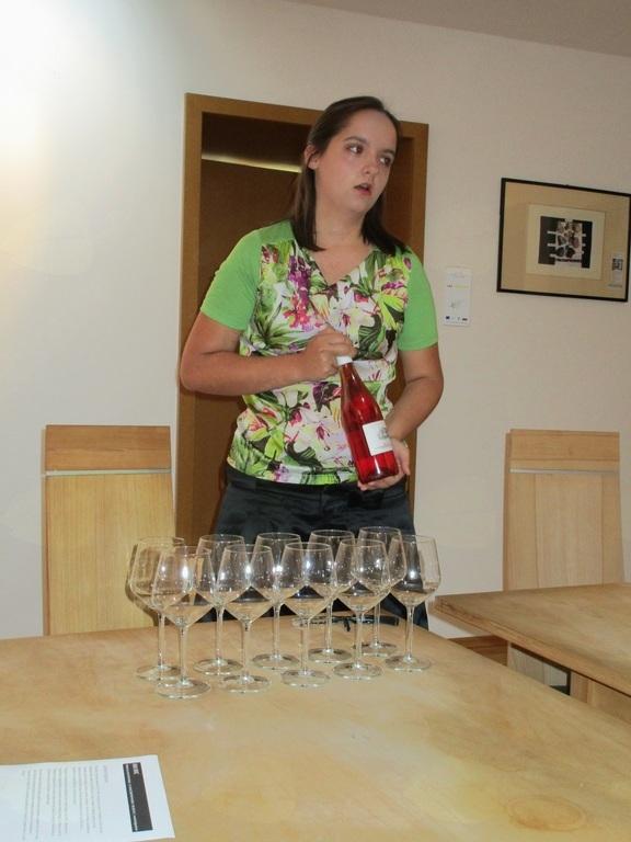 Ana Bric - nova vipavska vinska kraljica