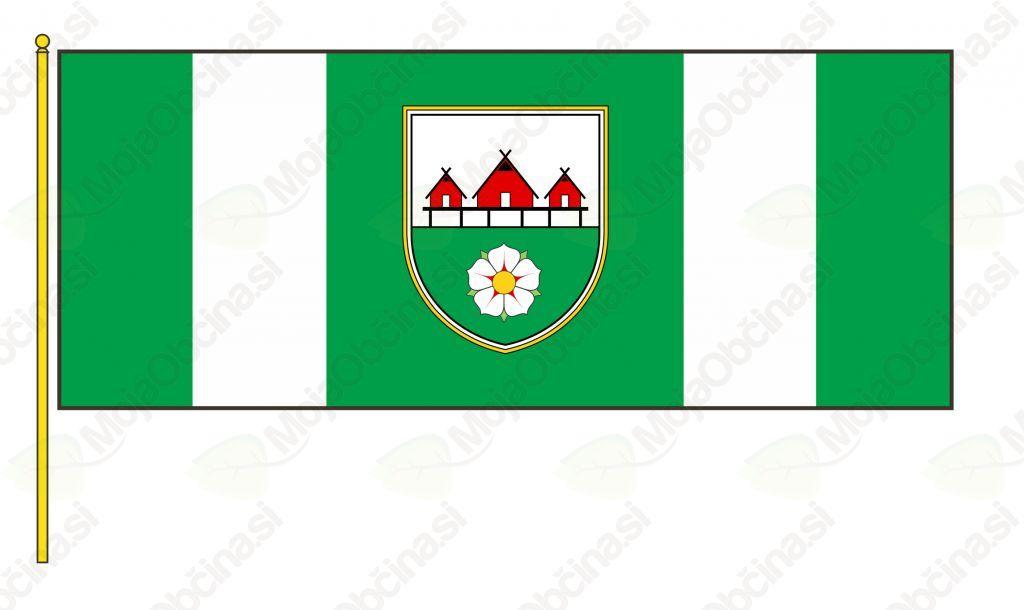 Nova zastava Občine Ig