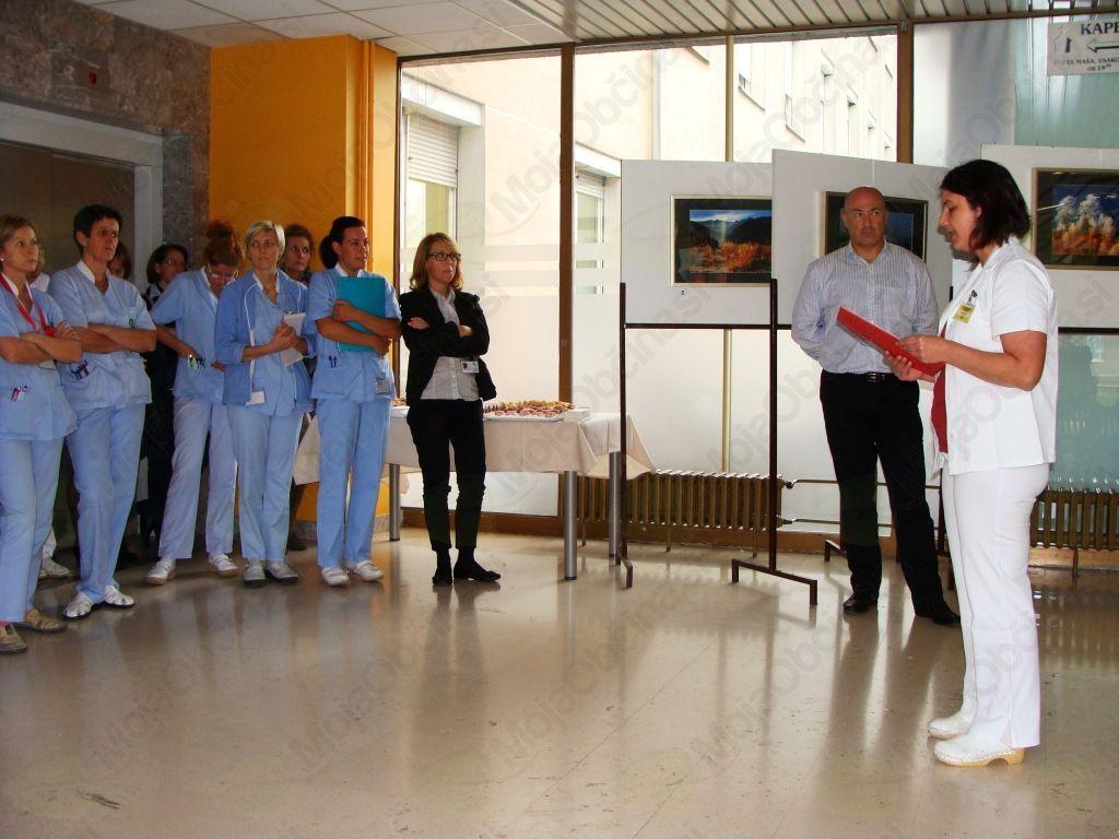 Dve novosti v jeseniški bolnišnici