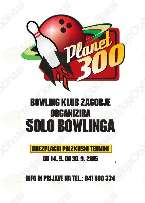 Šola bowlinga