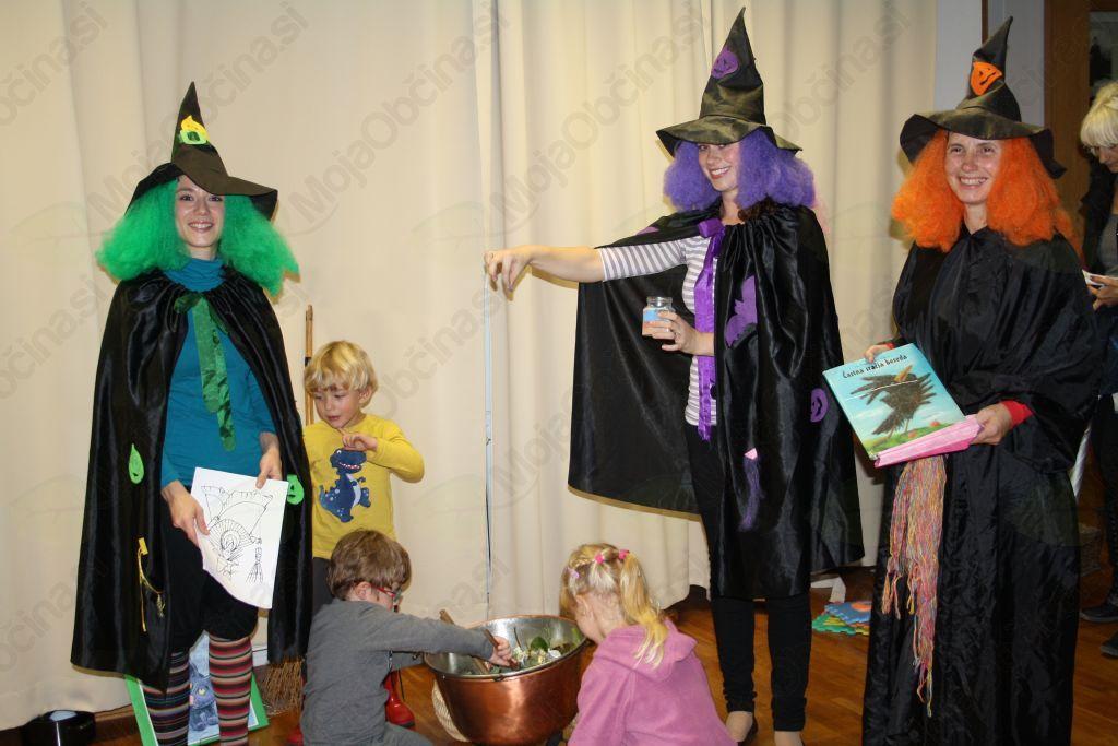 Ne srečaš vsak dan (prijazne) čarovnice