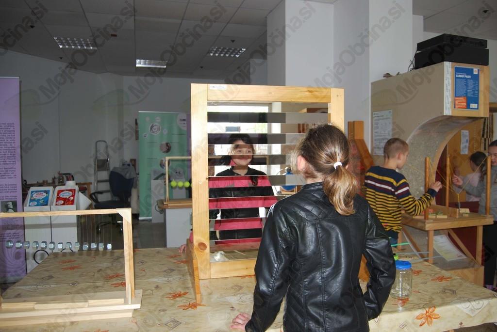 Ogled Centra eksperimentov Maribor