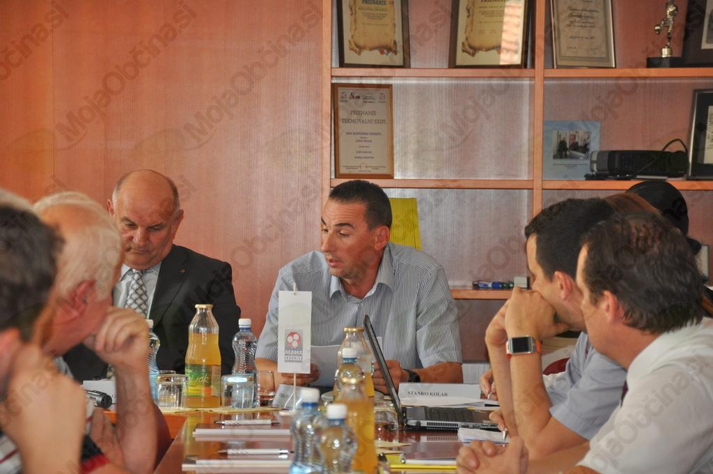 Emil Martinšek, predsednik Dravinjskega poslovnega kluba