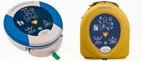 Podjetniki za nov defibrilator