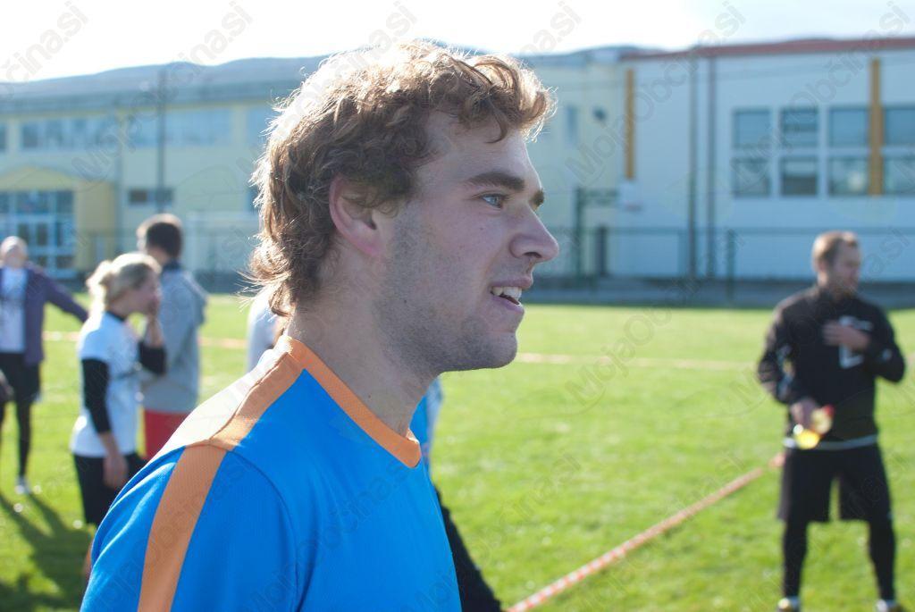 Andrej Gerbec. Foto: osebni arhiv Andreja Gerbeca