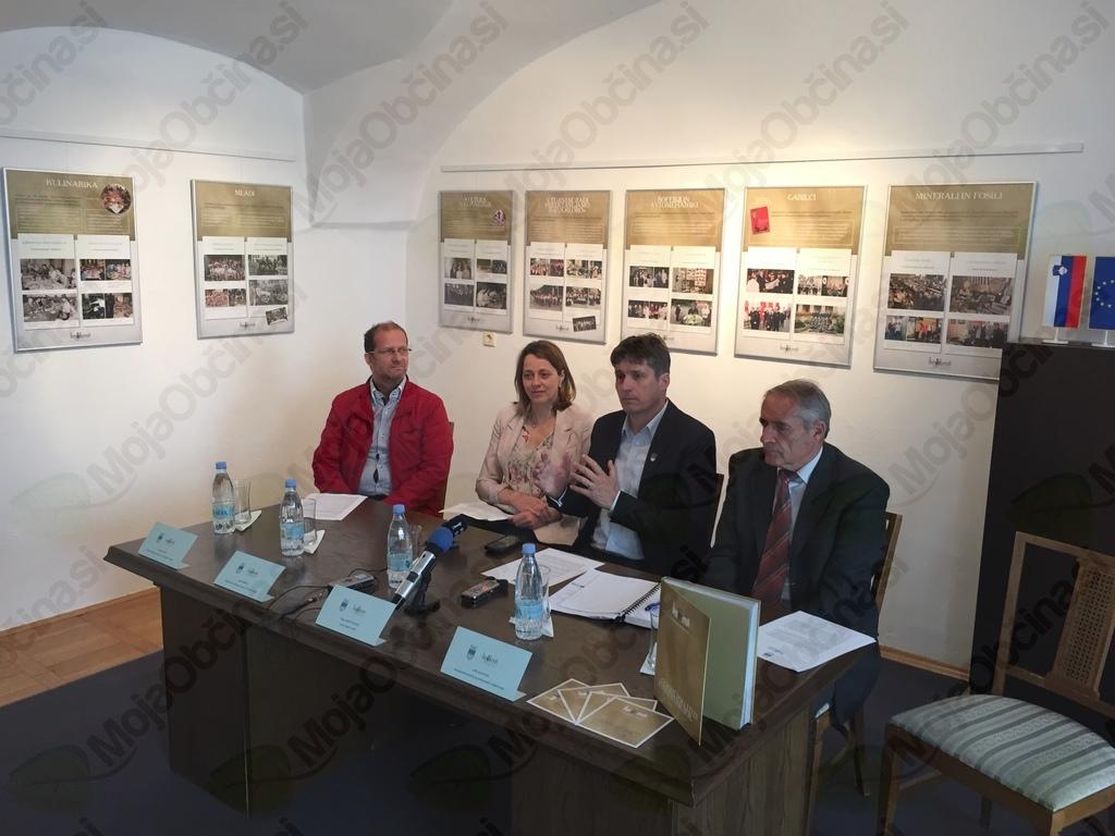 Na novinarski konferenci (foto Media butik)