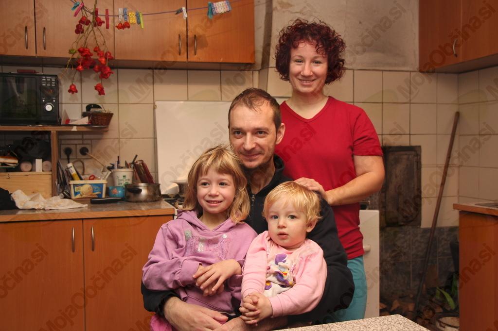 Dobrodelna akcija za družino Mahnič