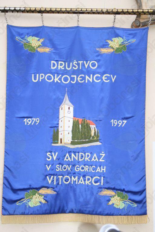 Društvo upokojencev Sv. Andraž v Slovenskih goricah