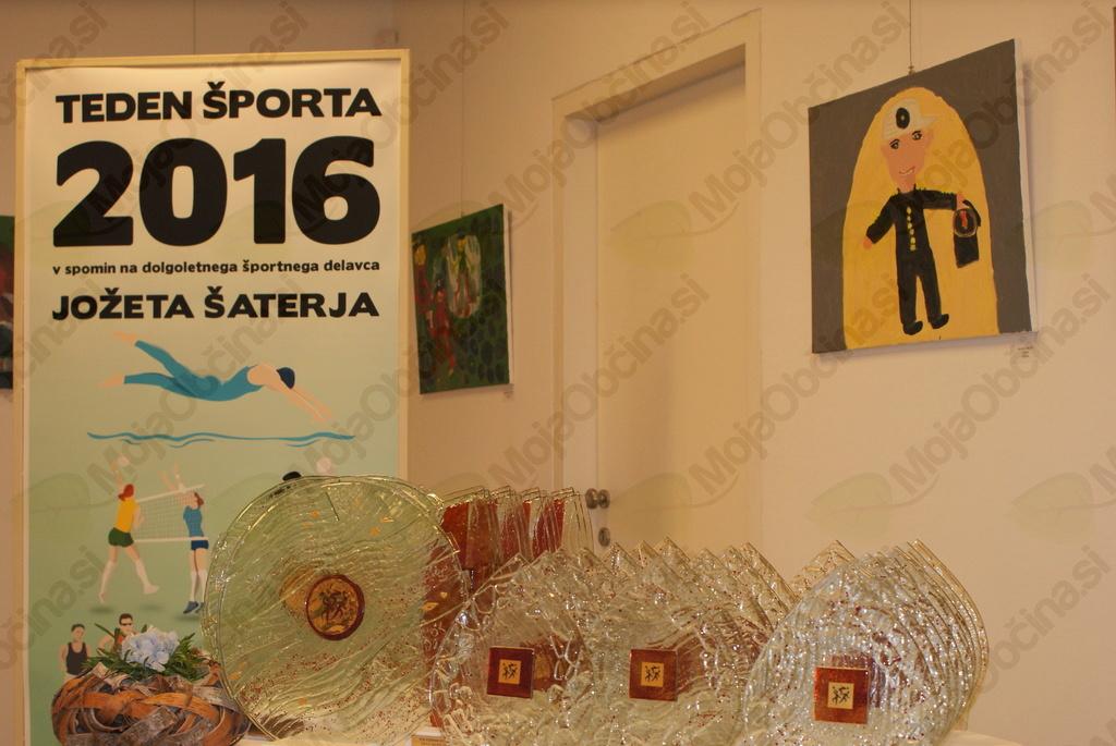 Svečana podelitev priznanj najboljšim športnikom v Občini Ravne  na Koroškem