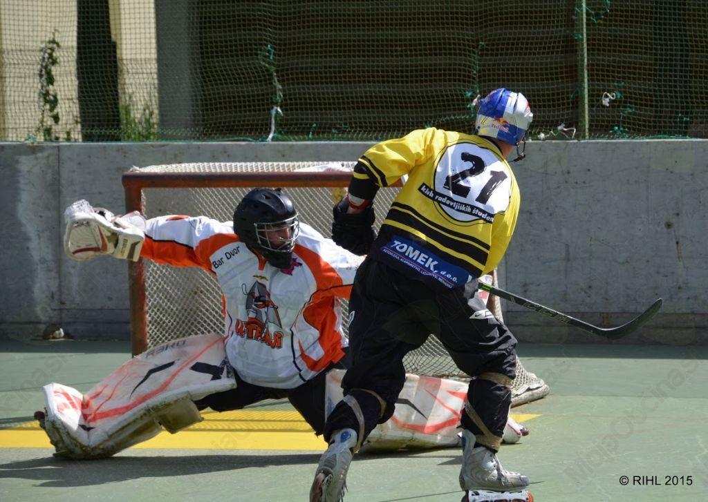 Konec uspešne sezone In line hokejskega kluba Luftarji Tupaliče