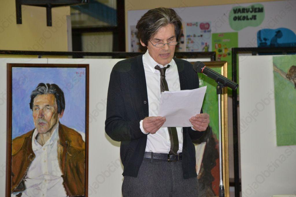Tokratni slavnostni govornik je bil dr. Matjaž Lunaček.