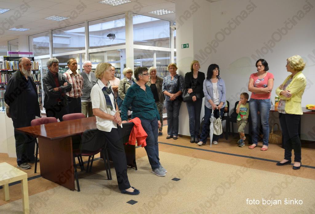 Razstava fotografij udeležencev programa U3ŽO MOCIS Slovenj Gradec