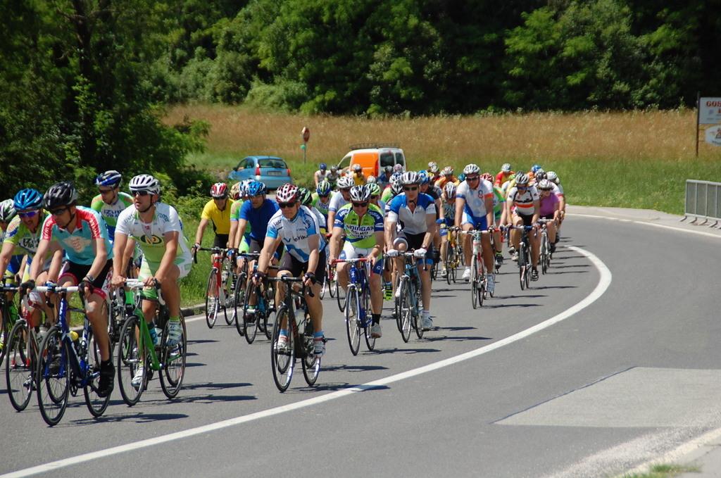 10. veteranski kolesarski maraton