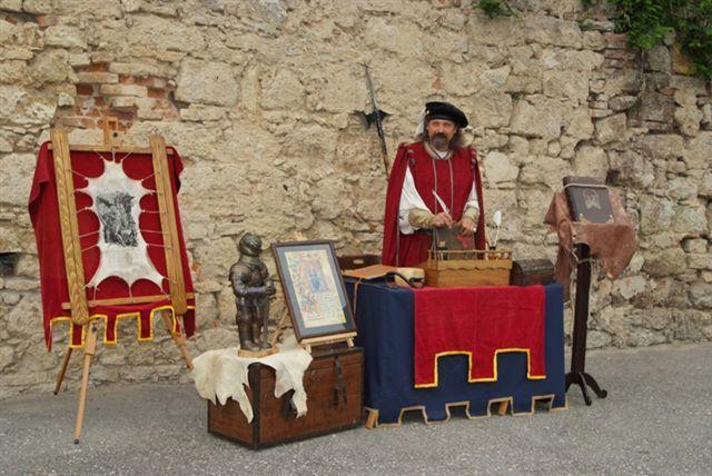 Srednjeveški dan na gradu Vurberk