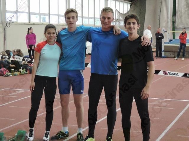 Področno posamično srednješolsko prvenstvo v atletiki 2016