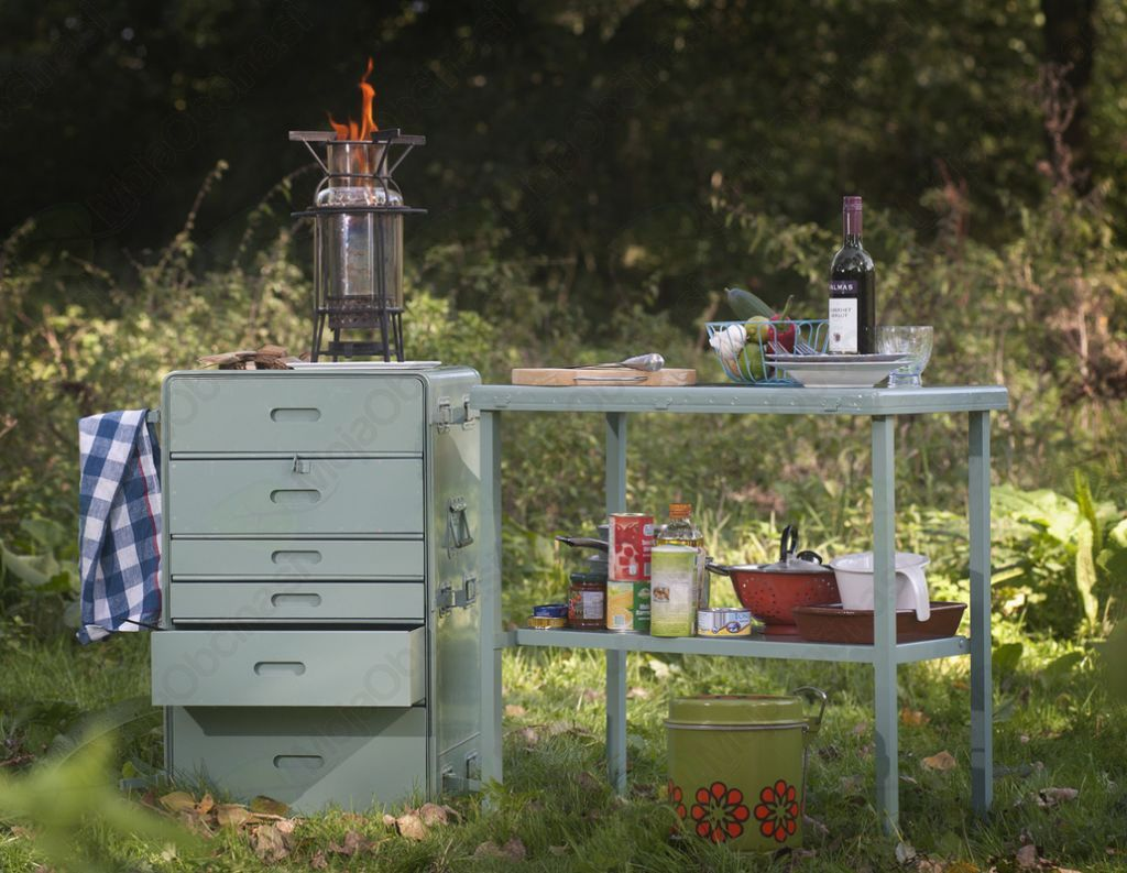 Kuhalnik na vrtne odpadke