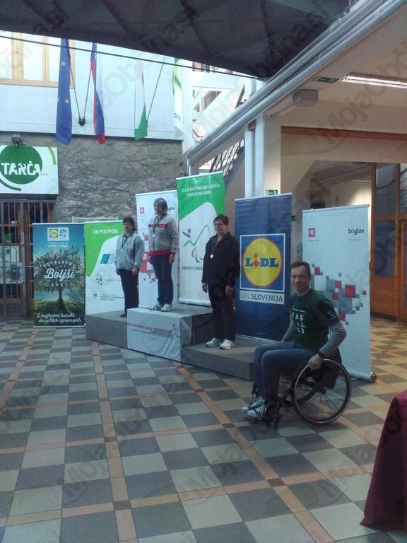 Državno prvenstvo invalidov Slovenije v streljanju z zračnim orožjem